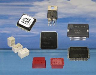 IC Bauteile für ECU