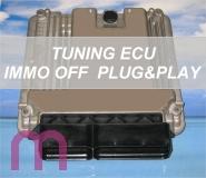 Tuning Motorsteuergerät 070906016A TDI Motor 150kW / 204 PS AXE VW T5