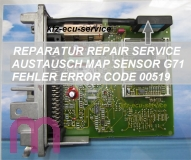Reparatur Service MAP Sensor G71 100kPa für ECU 023906022M 5WP4147 Digifant AAF 2,5