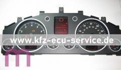 Reparatur FIS MFA Display Pixelfehler Tacho VW Touareg 7L BOSCH