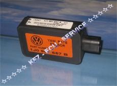 ESP Sensor 1J0907657B 1J1907637B G202 Drehratensensor VW AUDI