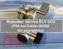 Reparatur Service J764 ELV Steuergeraet 4E0905852 Phaeton Touareg Audi A8 Cayenne Bentley