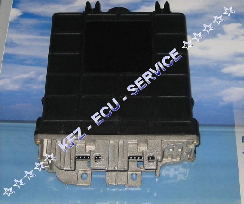 Motor Steuergerät Motorsteuergerät 037906025 5WP4154 - SHOP KFZ-ECU ...