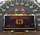 Ersatz LCD FIS Display HLM7304 für Kombiinstrument Mercedes AMG W203