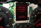 Ersatz LCD FIS Display A2C00043350 für Kombiinstrument Siemens VDO