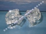 2x Gehäuse für Schrittmotor im Kombiinstrument Audi Peugeot Fiat Renault Citroen Lancia