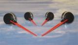Original Audi TT 8PA pointers for dashboard VDO SIEMENS