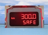 LCD KM-Anzeige Display für Tacho RB4 RB8 BOSCH Audi A4 8E 8H Cabrio Pixelfehler