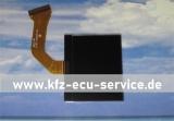 LCD FIS monochrom Display für VW Touareg 7L Tacho BOSCH