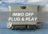 Motorsteuergerät ECU 038906018FK 0281010057 VW ALH 1,9 TDI Plug & Play IMMO OFF