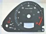 Original Tacho Scheiben für Kombiinstrument für Audi A6 4F Q7 Magneti Marelli