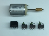Reparatursatz N360 für Lenksäulenverriegelung ECU J518 4F0905852B Audi 4F Q7 2004-2011